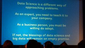 Data Science vs. Business